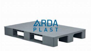 Plastik Palet AP Hijyenik 800/1200/150mm