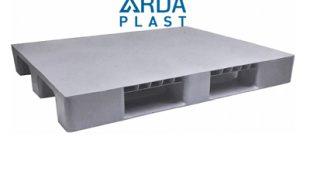 Plastik Palet AP Hijyenik 1210GK 1000/1200/15mm