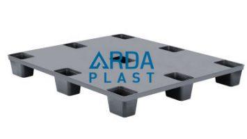 İhracat Plastik Palet AP 1000/1200/14mm